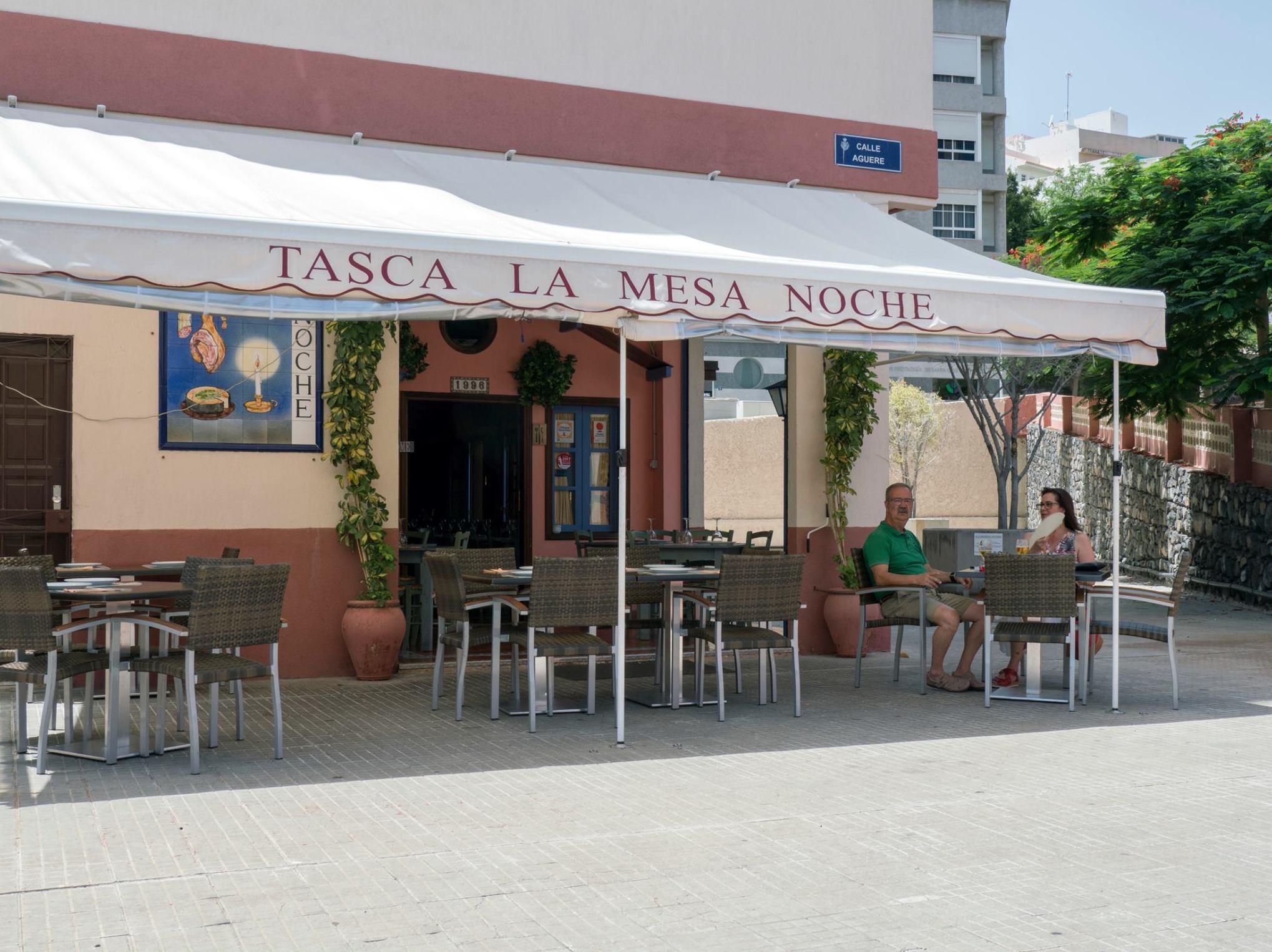 Dónde comer bien en Tenerife.