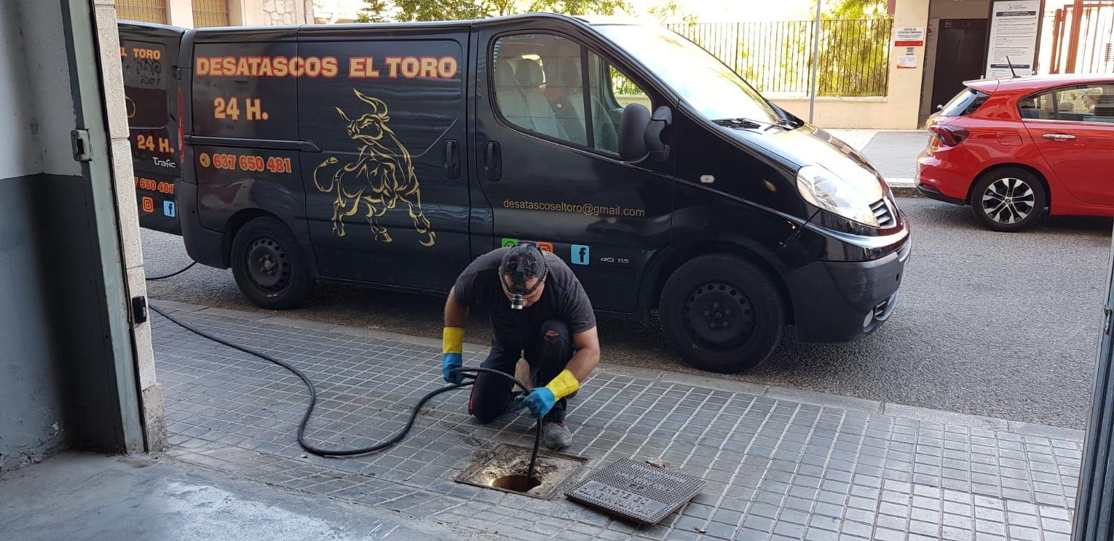 Desatasco en Alicante