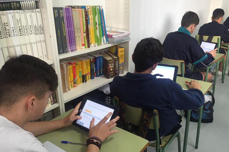 Colegio con las últimas novedades de aprendizaje