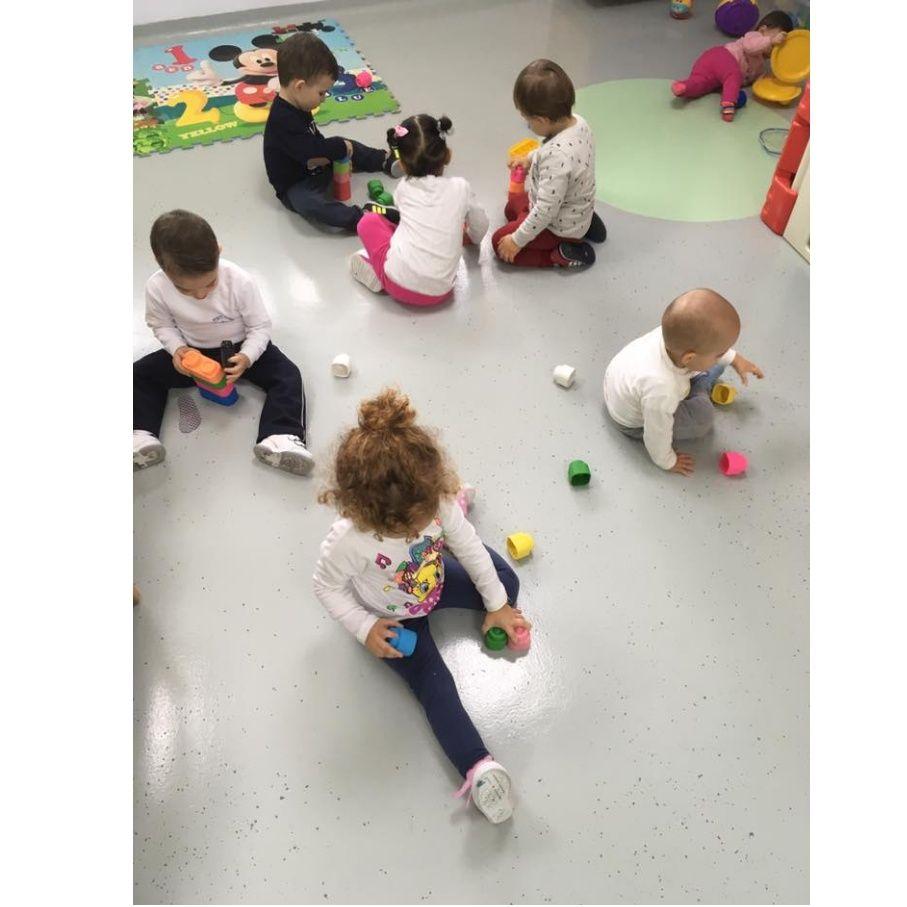 Infantil de 0 a 3 años