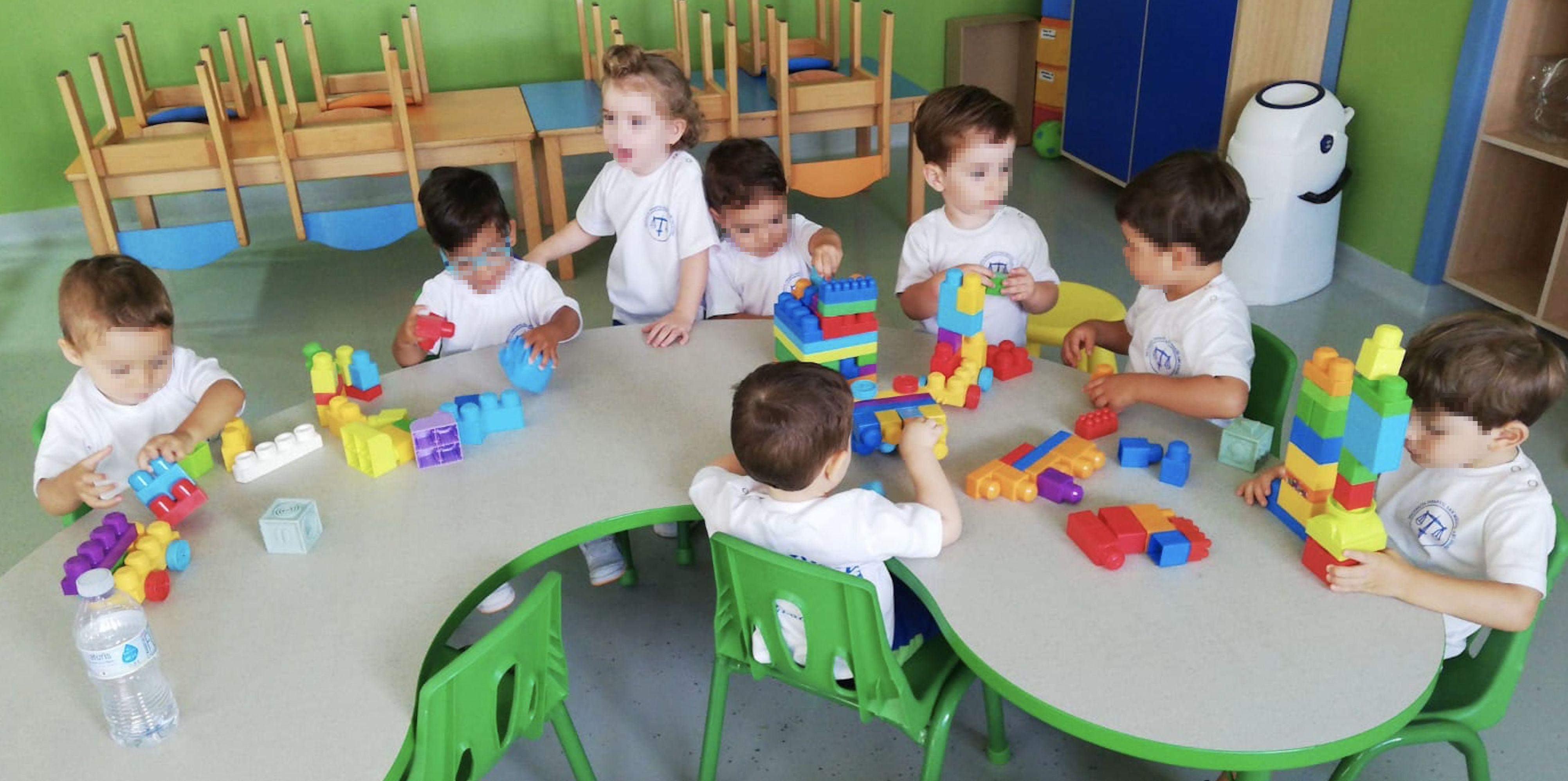 Infantil de 0 a 3 años: Servicios de Colegio San Miguel Arcángel