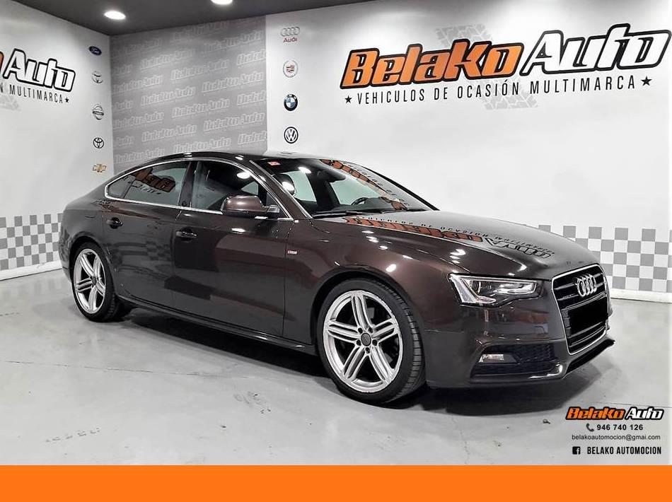 AUDI A5 Sportback S-Line: Vehículos de Belako Automoción