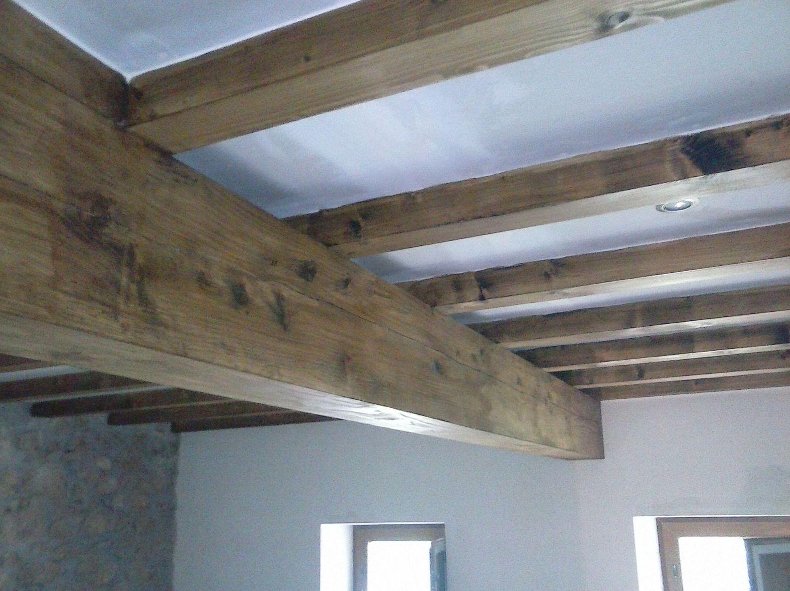 Estructuras de madera en Santander
