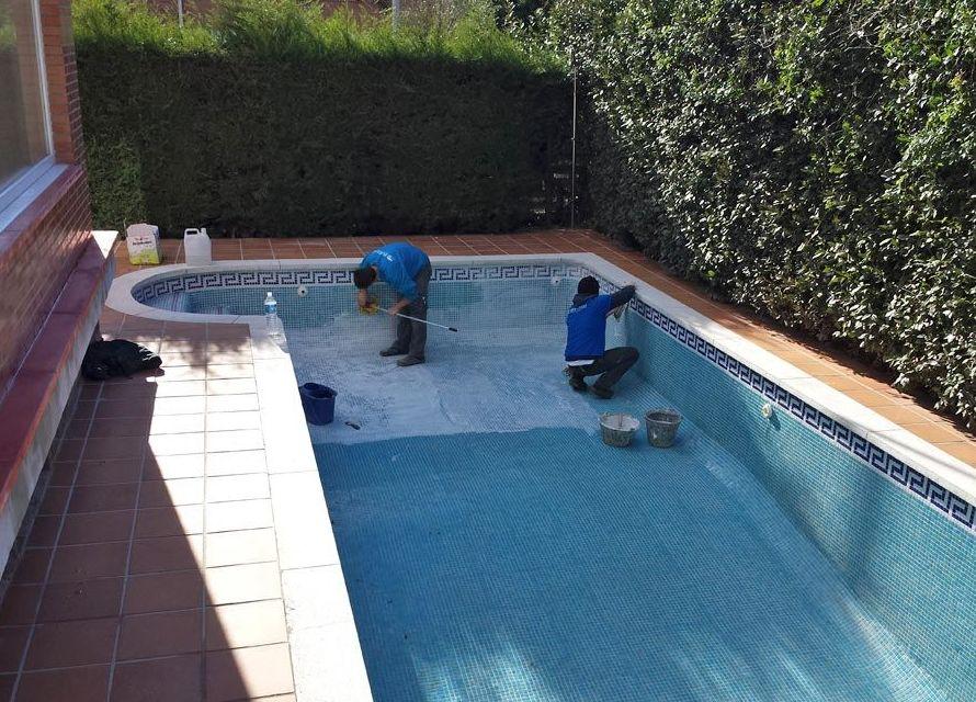 Reformas de piscinas en Santander