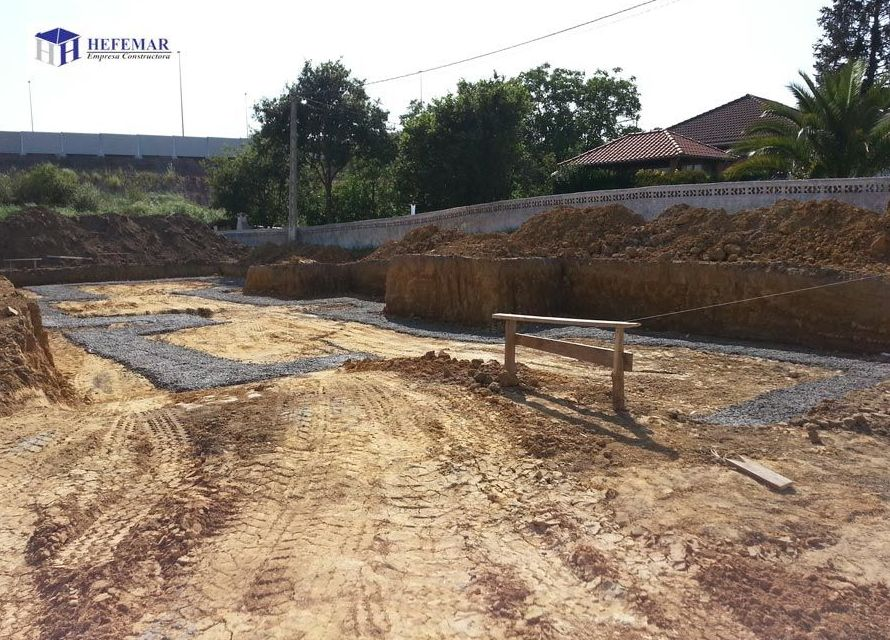 Excavaciones en Cantabria