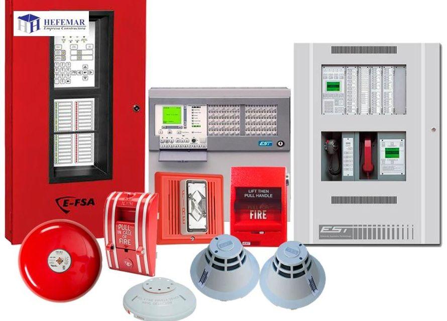 Instalaciones contraincendios