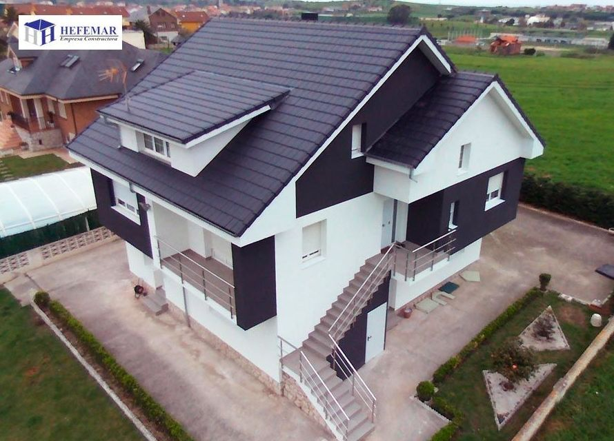 Reforma de tejados en Cantabria