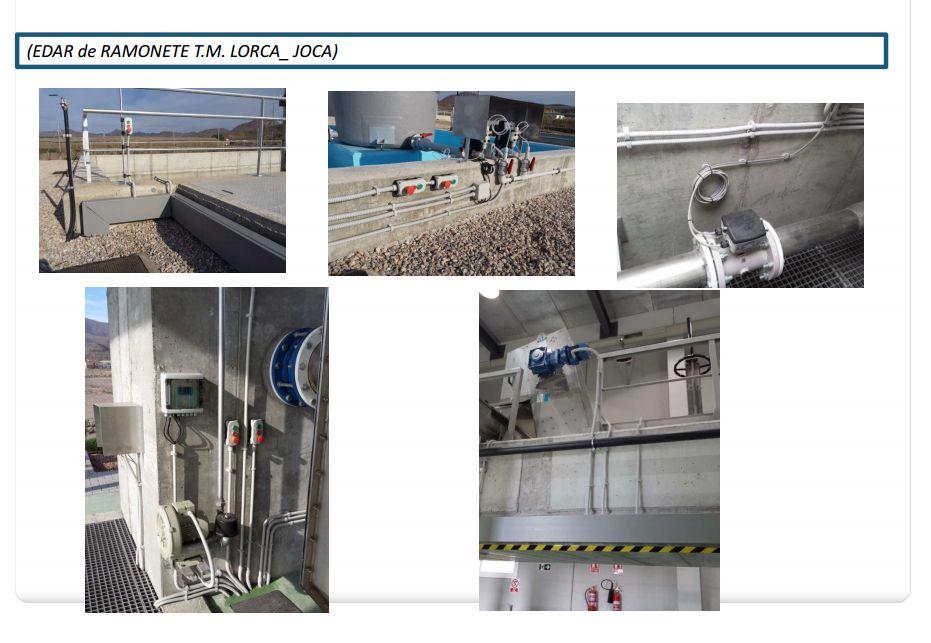 Foto 12 de Electricidad en El Albujón | RECONCAR, Revisiones y Control de Cartagena, S.L.