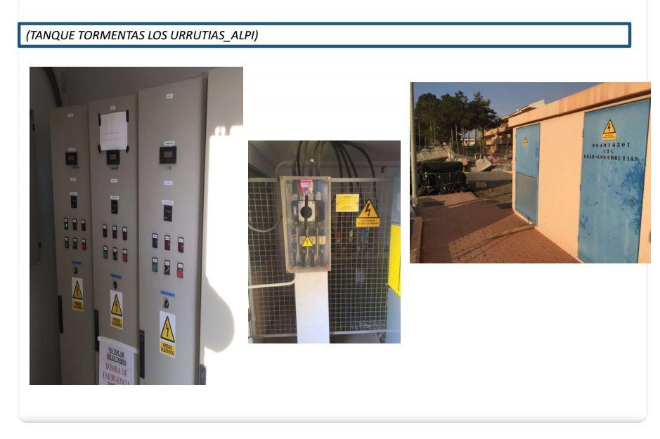 Foto 11 de Electricidad en El Albujón | RECONCAR, Revisiones y Control de Cartagena, S.L.