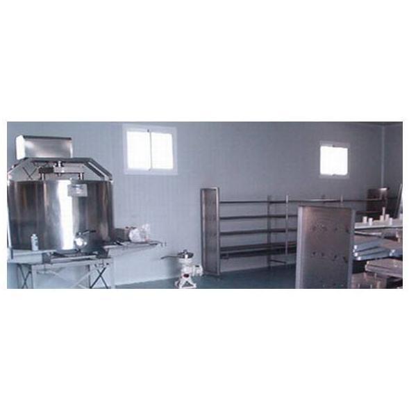 Fabricación: Quesos de La Yerbera