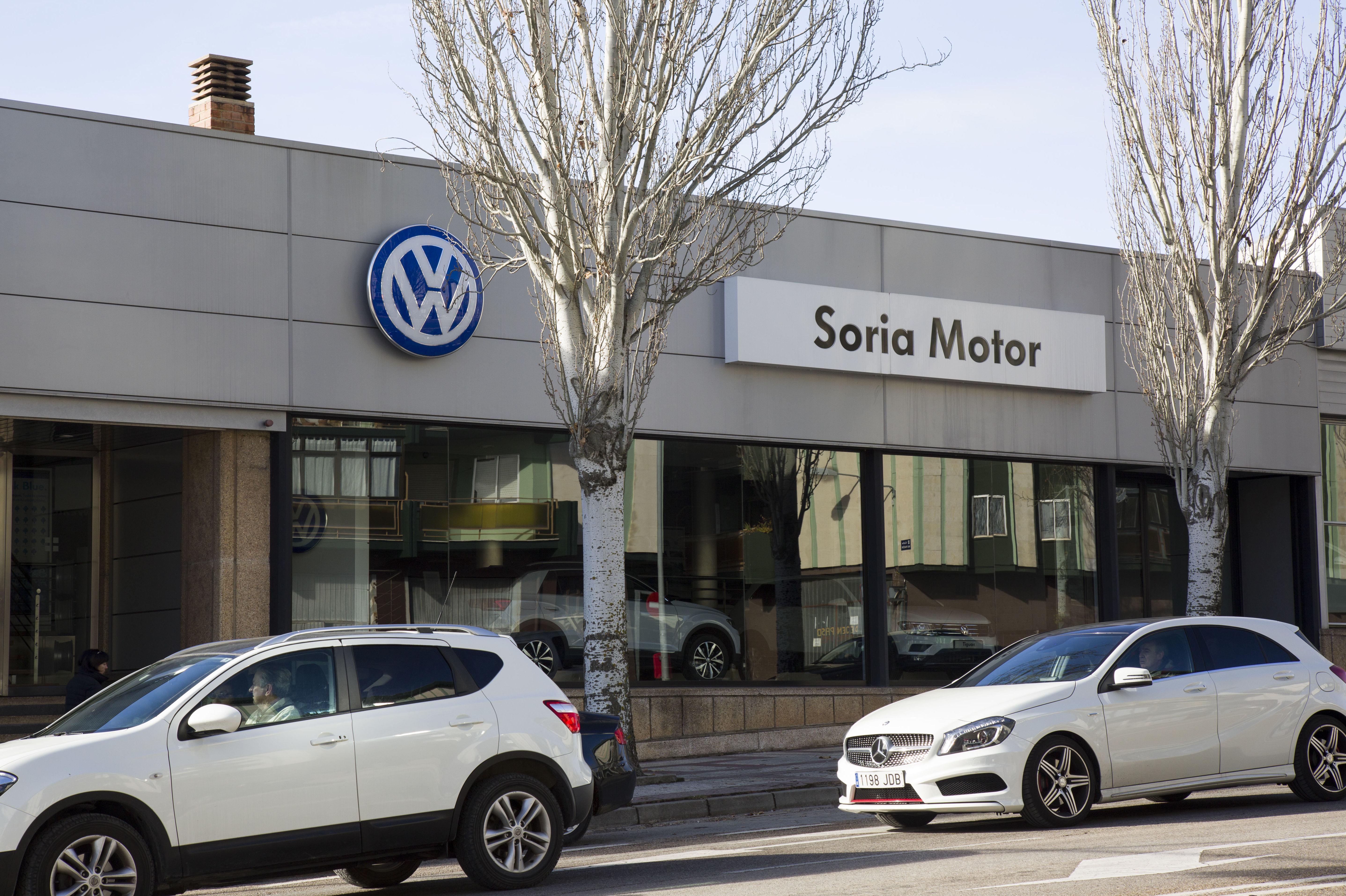 Foto 9 de Concecionario de coches con más de 30 años de experiencia en Soria | Soria Motor
