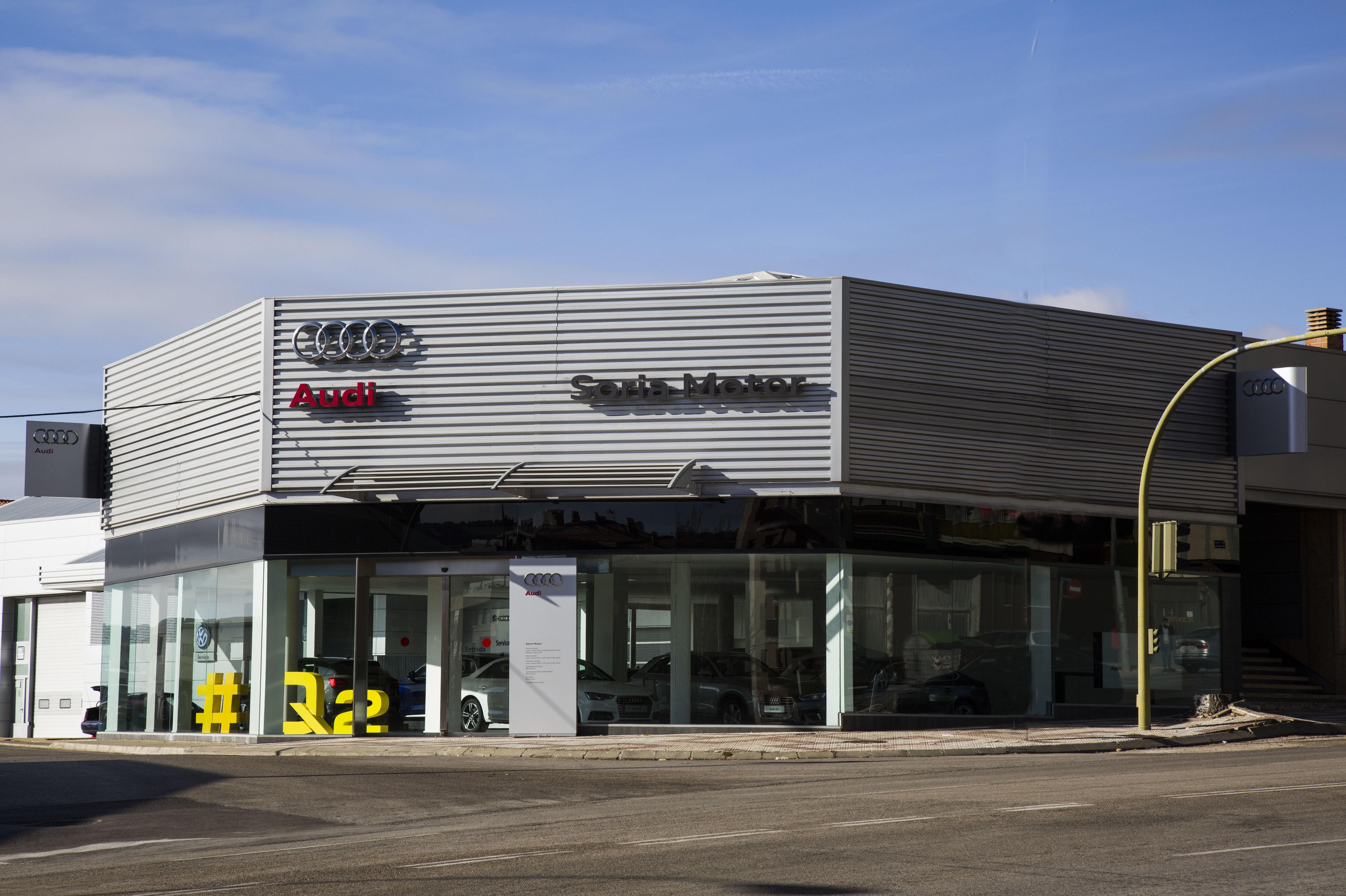 Foto 11 de Concecionario de coches con más de 30 años de experiencia en Soria | Soria Motor