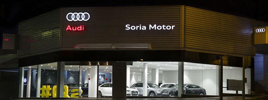 Venta de coches nuevos: Servicios de Soria Motor