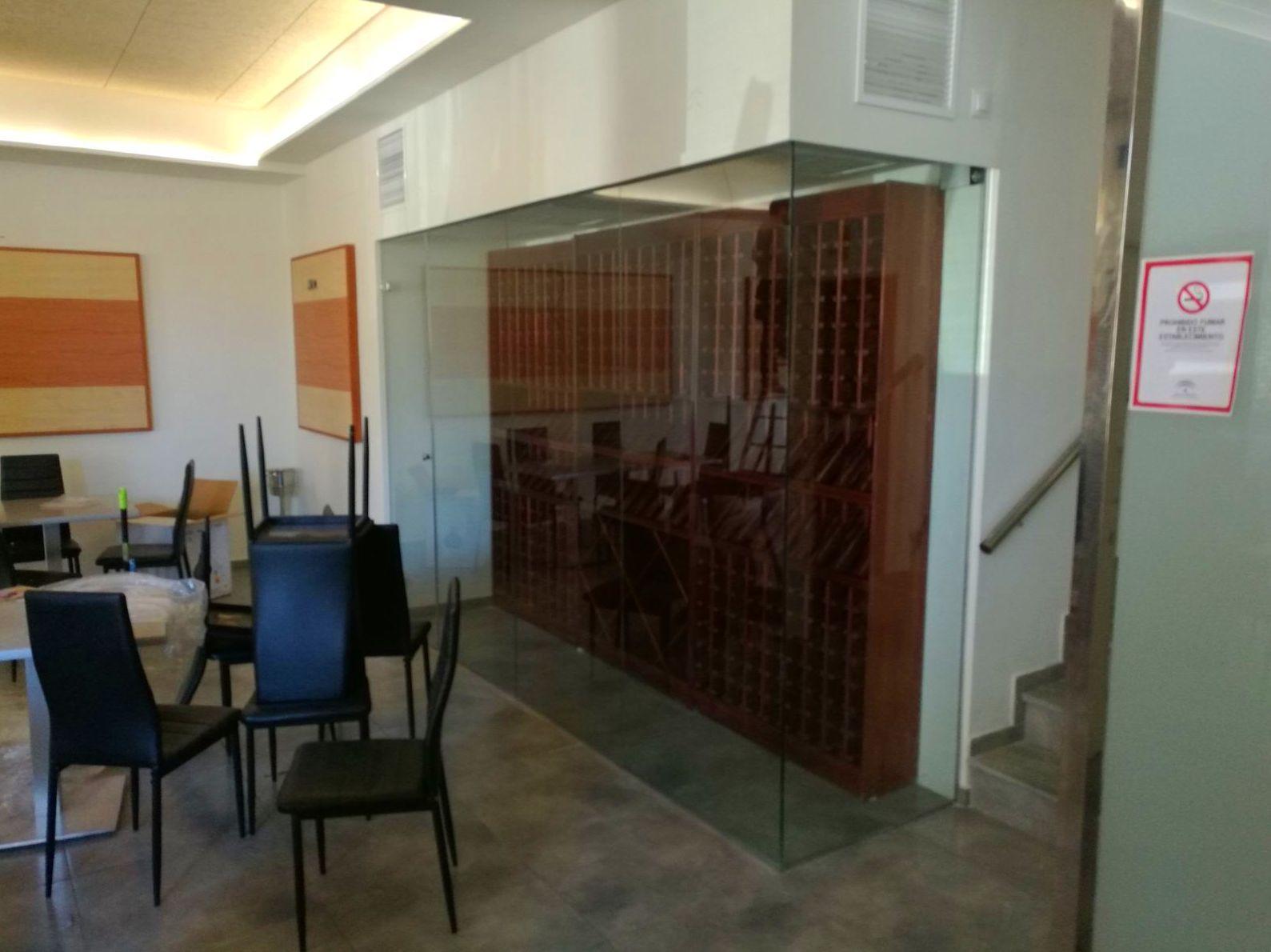 Foto 31 de Glassworks en Malaga | Cristalería Juanco