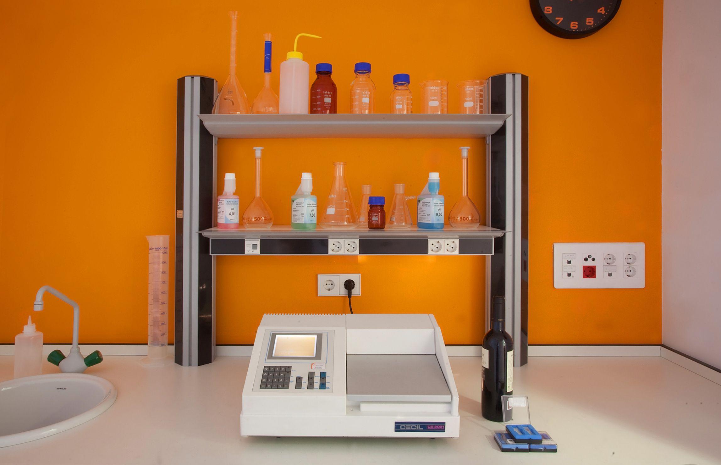 Equipos de laboratorio para el sector de la investigación en La Rioja