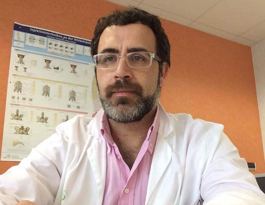 Dr. David Navas Manchado