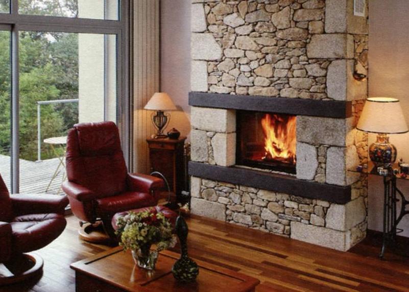 Revestimiento cat logo de comercial muntan - Revestimientos de chimeneas rusticas ...