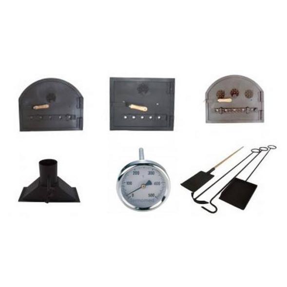 Hornos y accesorios: Catálogo de Comercial Muntané