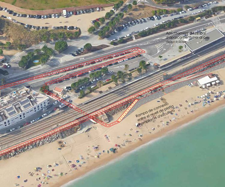 Proyectos de urbanismo en Barcelona