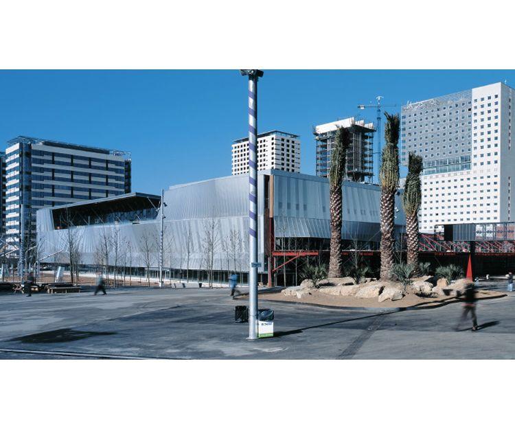 Proyectos de dirección de obras públicas en Barcelona