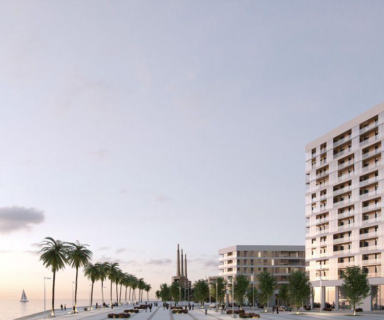 Proyectos de edificación en Barcelona