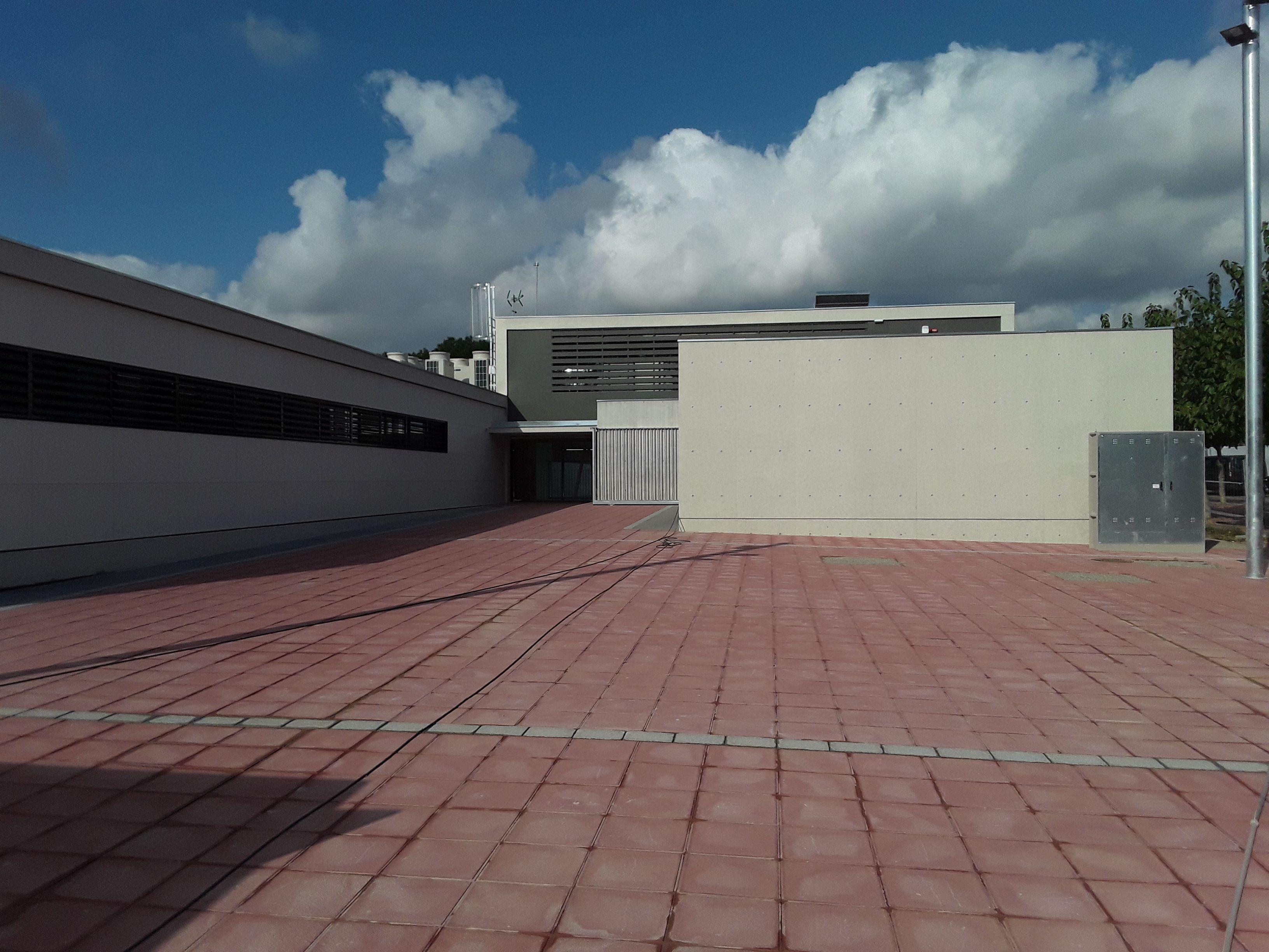 Centro de atención primaria en Sant Pere de Ribes: Trabajos de MasterPlan