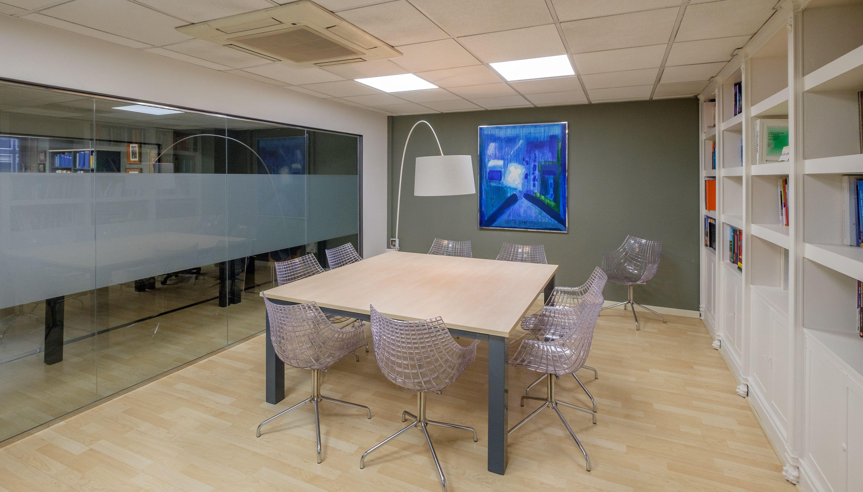 Sala de reuniones de MasterPlan