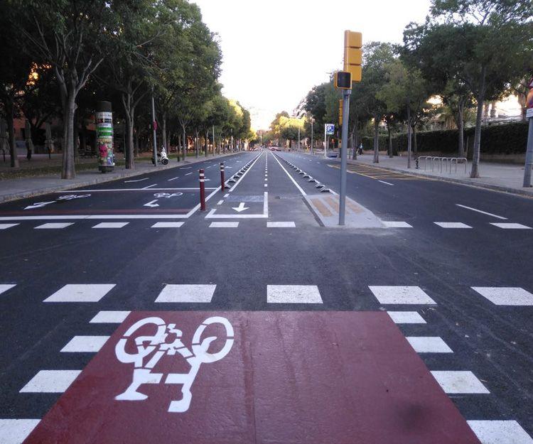 Dirección facultativa de urbanización en Barcelona
