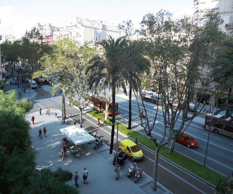 Empresa de intervenciones urbanísticas en Barcelona