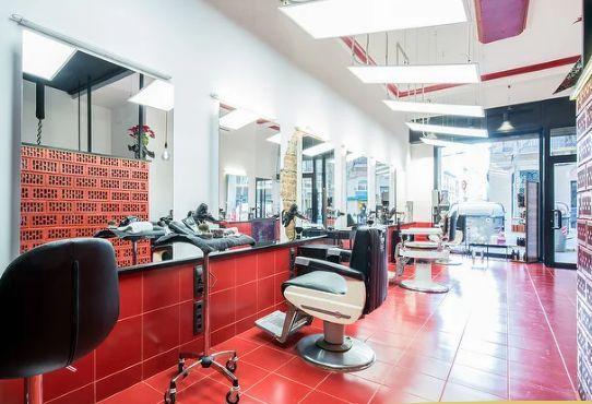 Barbería/peluquería Poblenou Barcelona