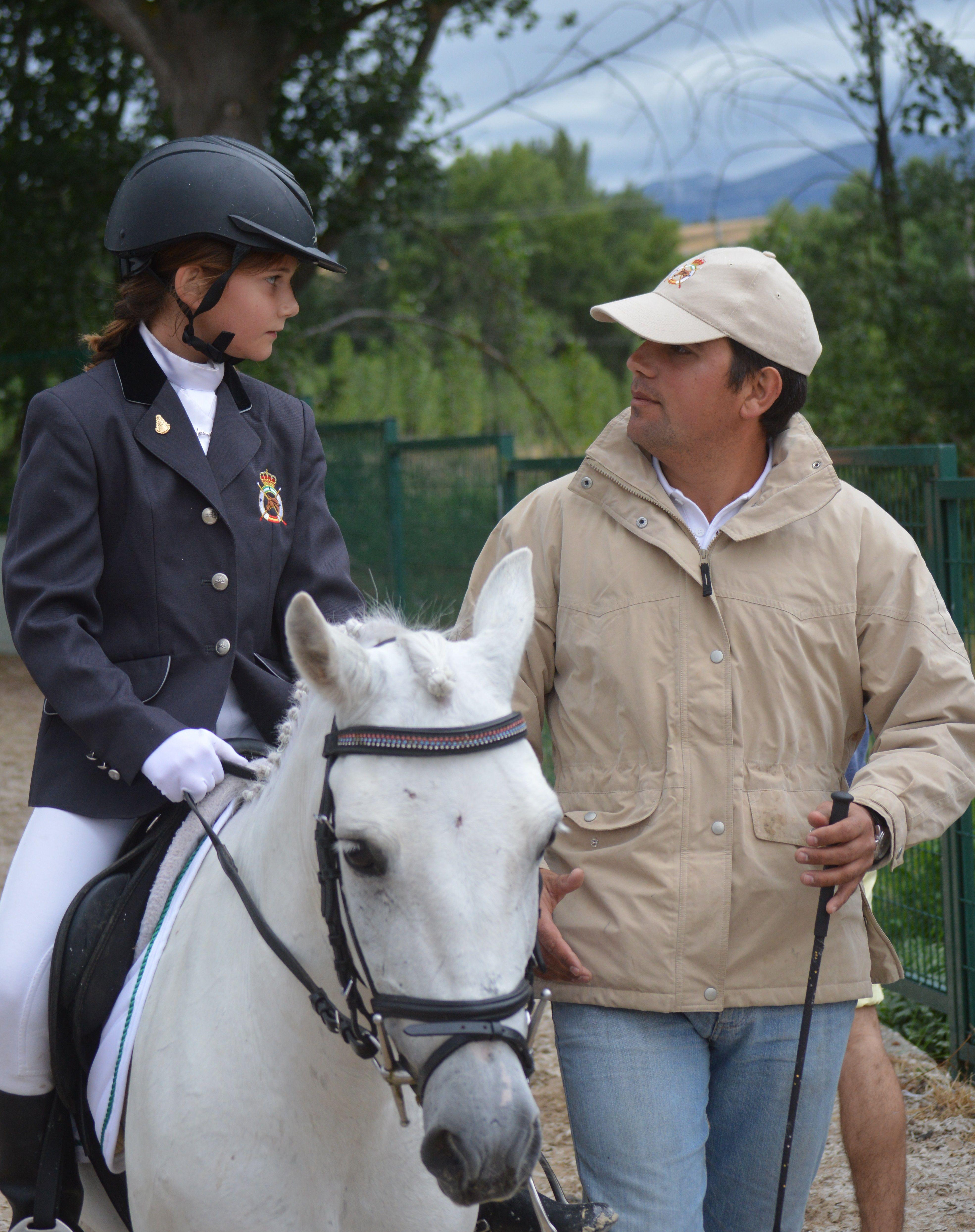 Club con profesionales para enseñar a montar a caballo en Madrid