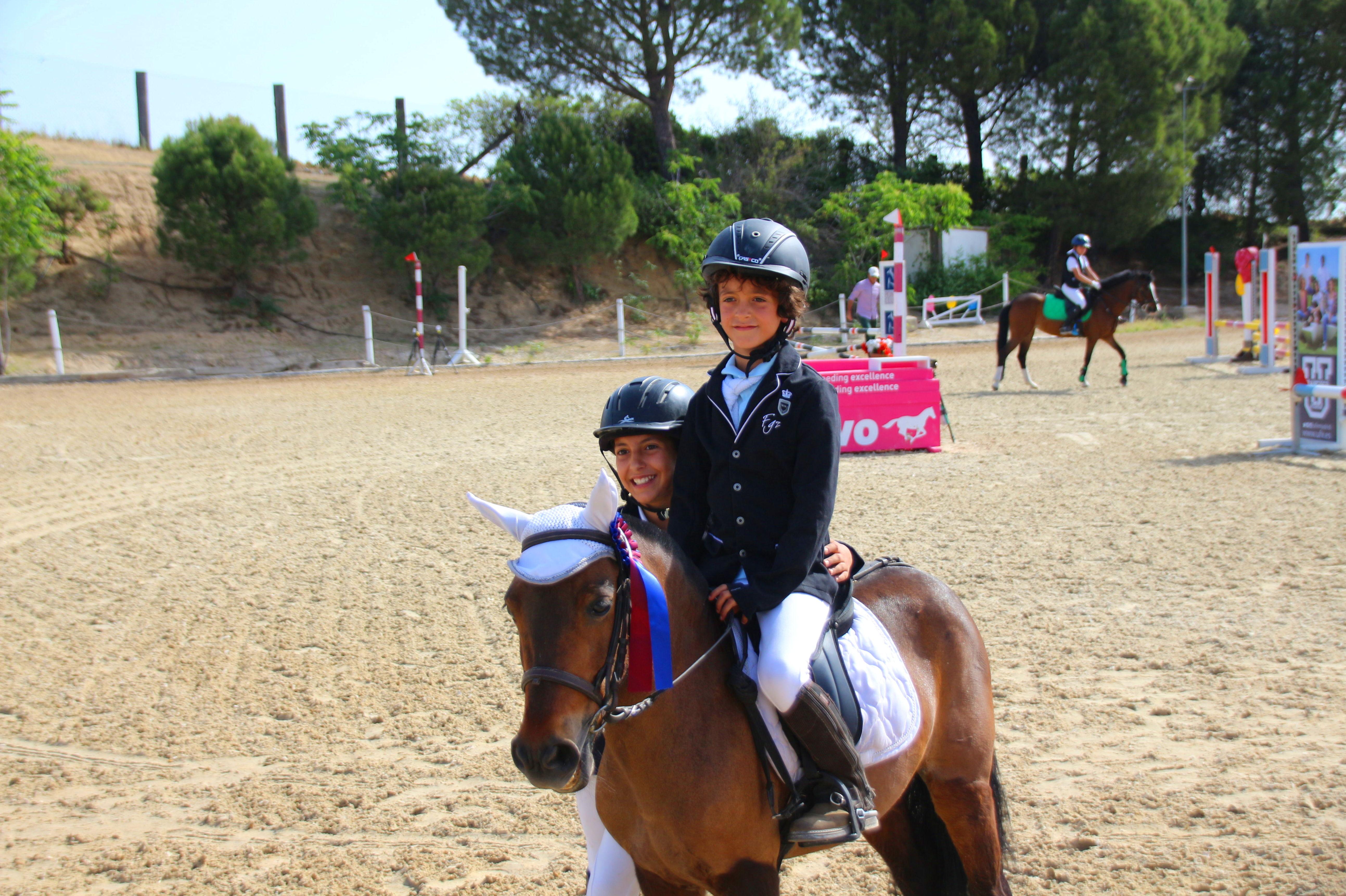 Foto 17 de Hípica y equitación en Fuente el Saz de Jarama | Club Hípico Lira Cubero
