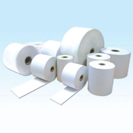 Amplia gama de papel térmico