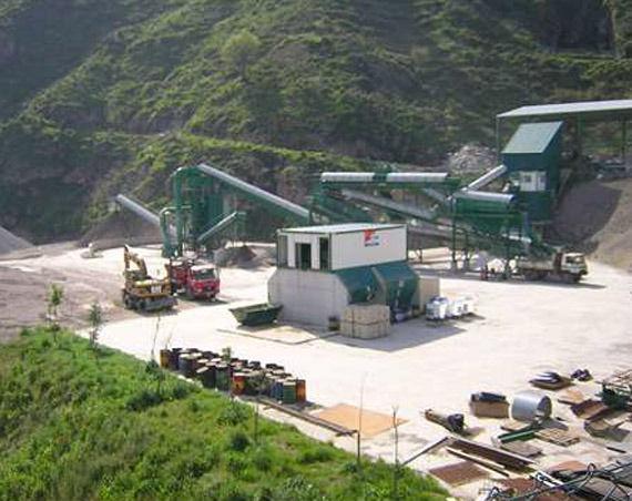 Foto 1 de Reciclaje de residuos en Ortuella | BTB, Bizkaiko Txintxor Berziklategia Ab
