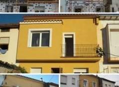 Aislamiento térmico de fachada