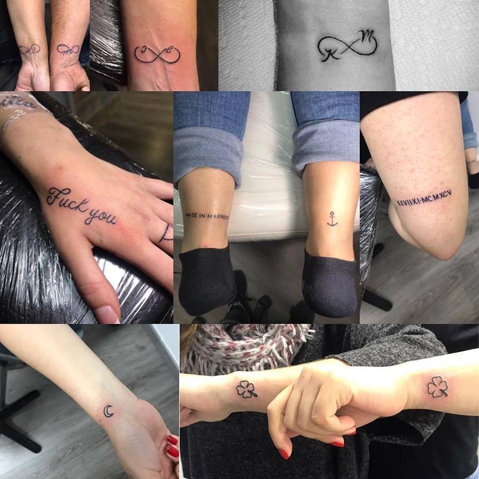 Tatuajes personalizados Villafranca del Panadés