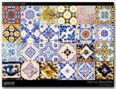 Azulejos en Barcelona