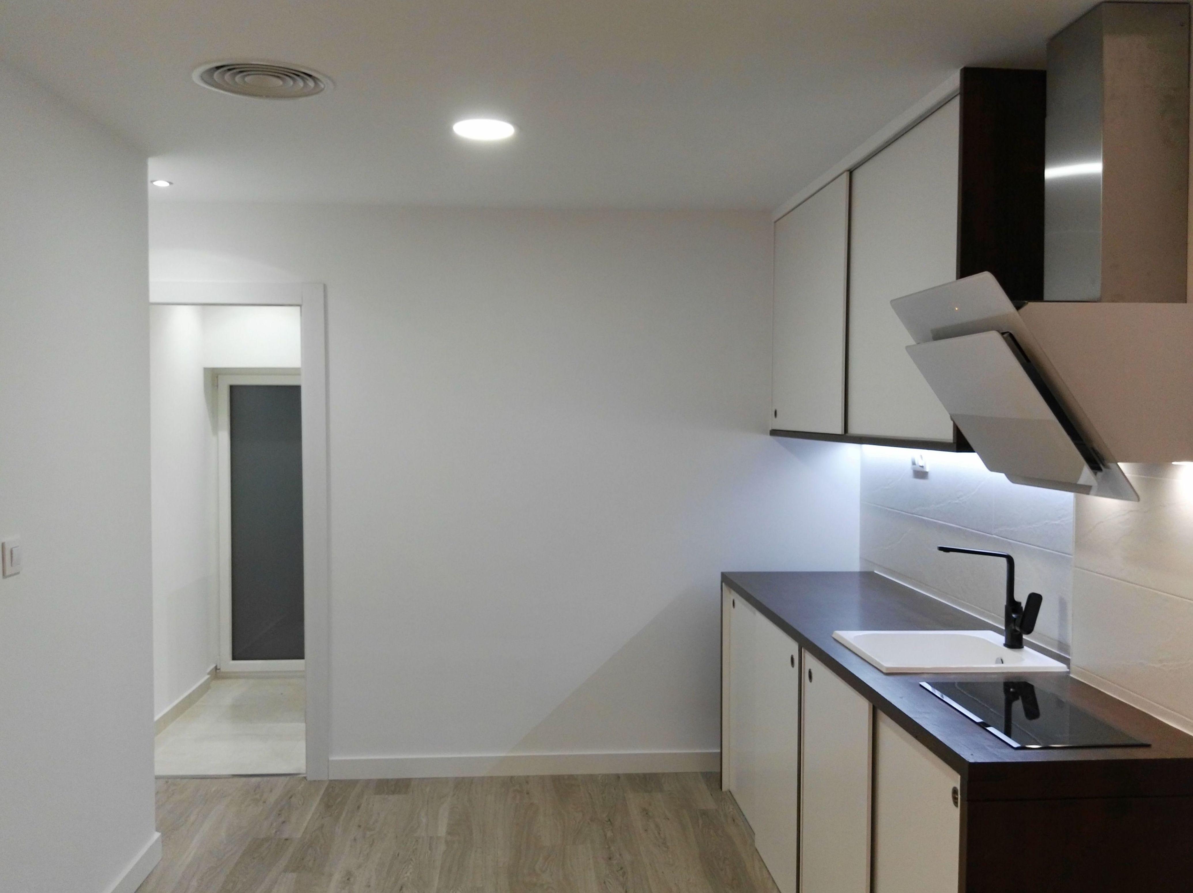Diseño de interiores en todo tipo de espacio