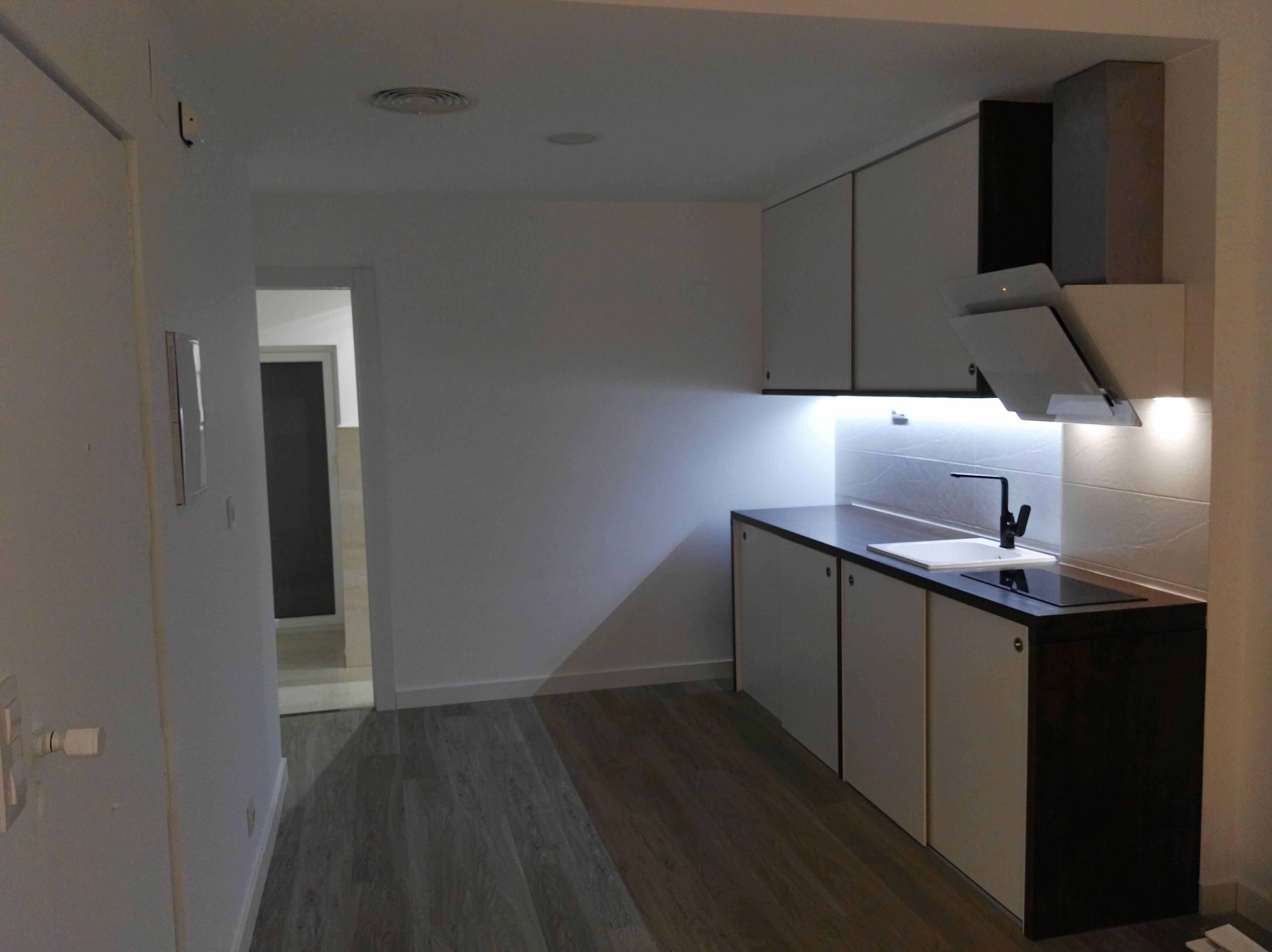 Diseño de cocinas totalmente adaptado al espacio