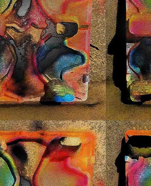 Pintores abstractos en Zaragoza