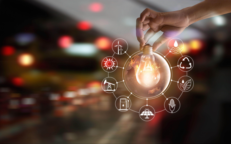 Gestión y mantenimiento de sistemas de ahorro de energía