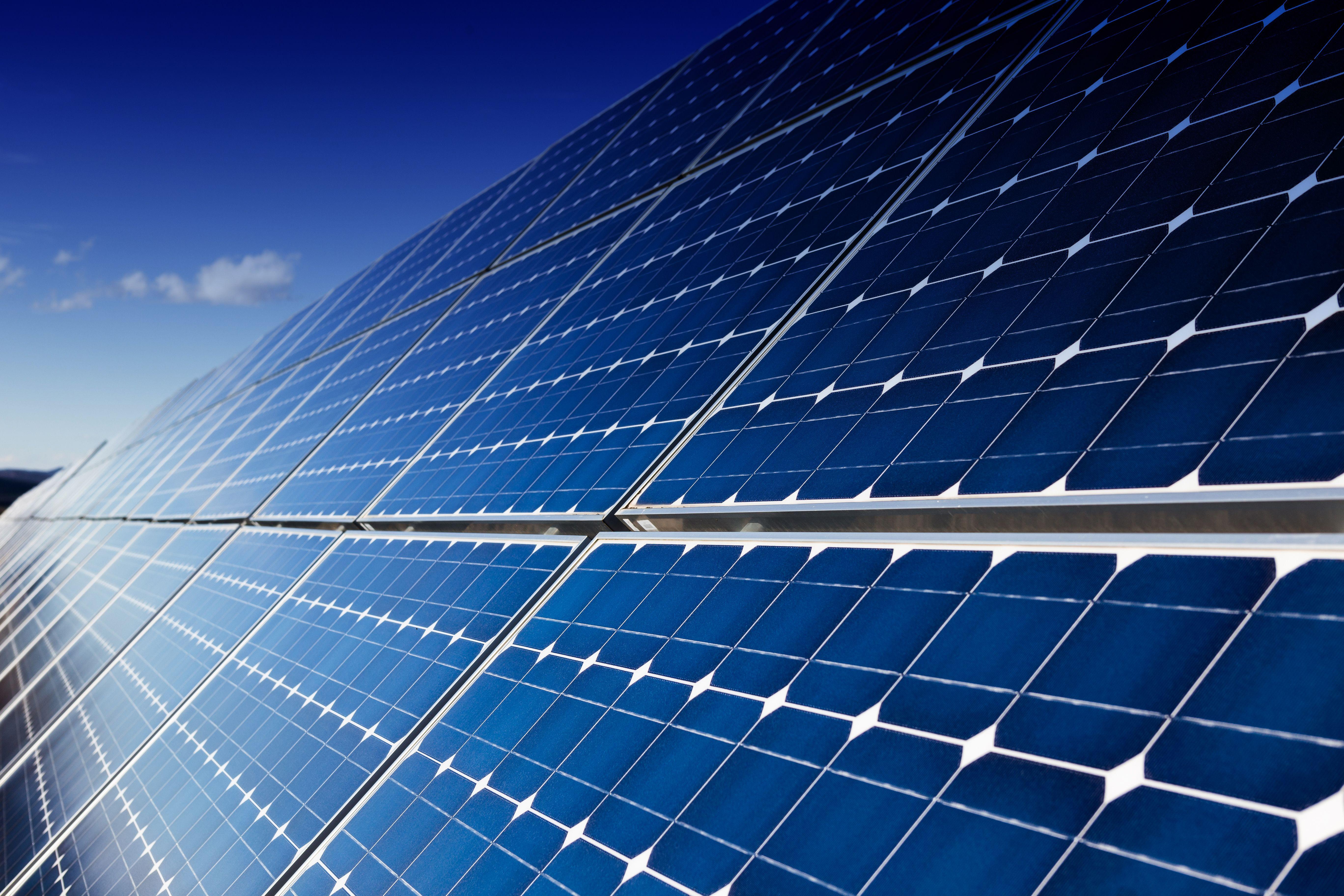 Sistemas de energías renovables para empresas