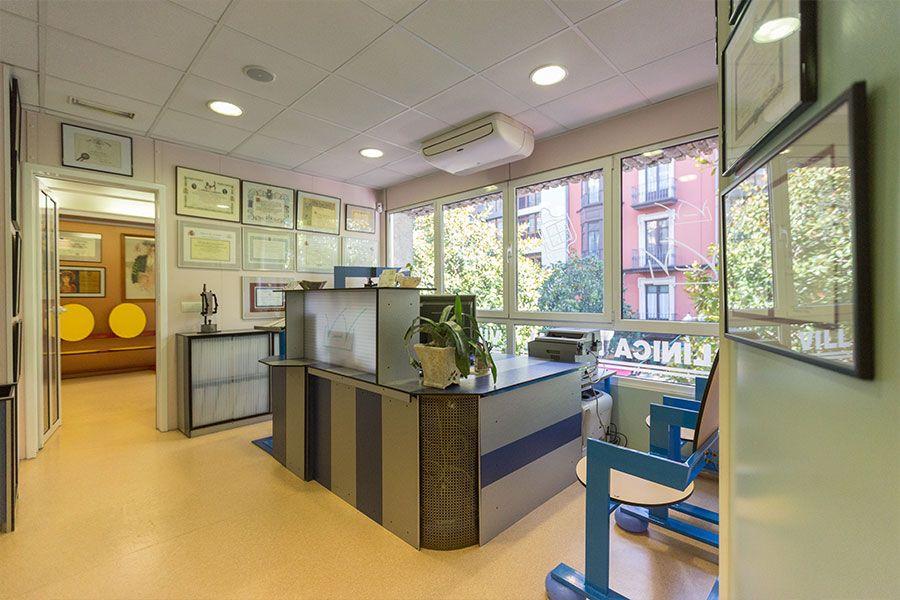Centro odontológico en Gijón