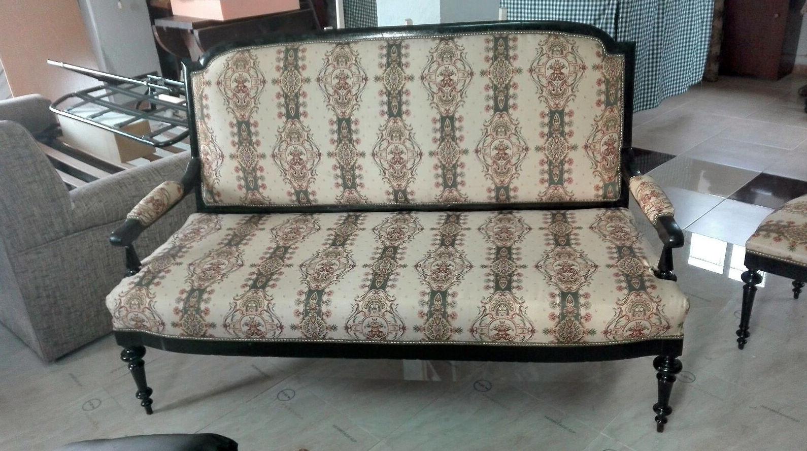 Tapizado de sofás en Alicante