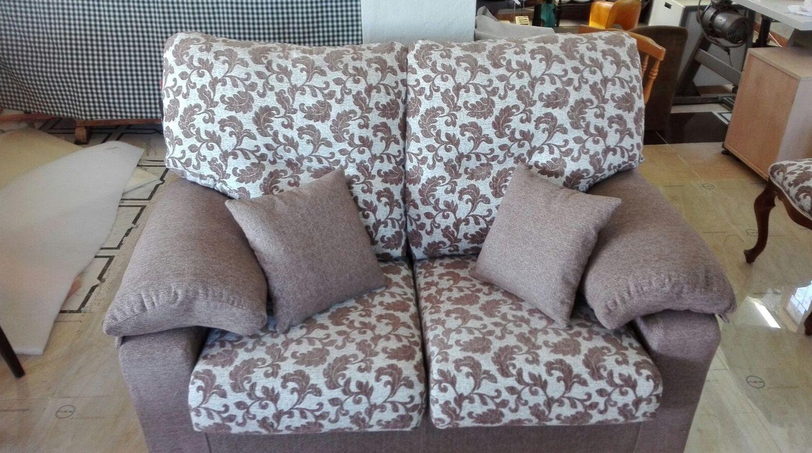 Tapizado de sofá estampados modernos