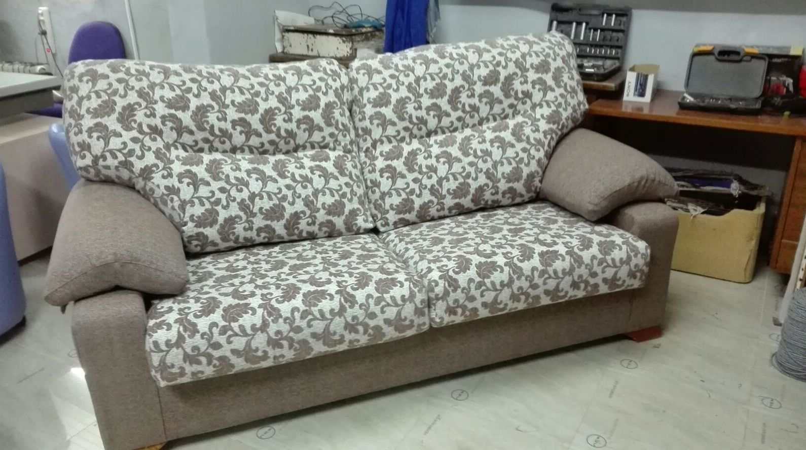 Tapizado y personalización de tus muebles
