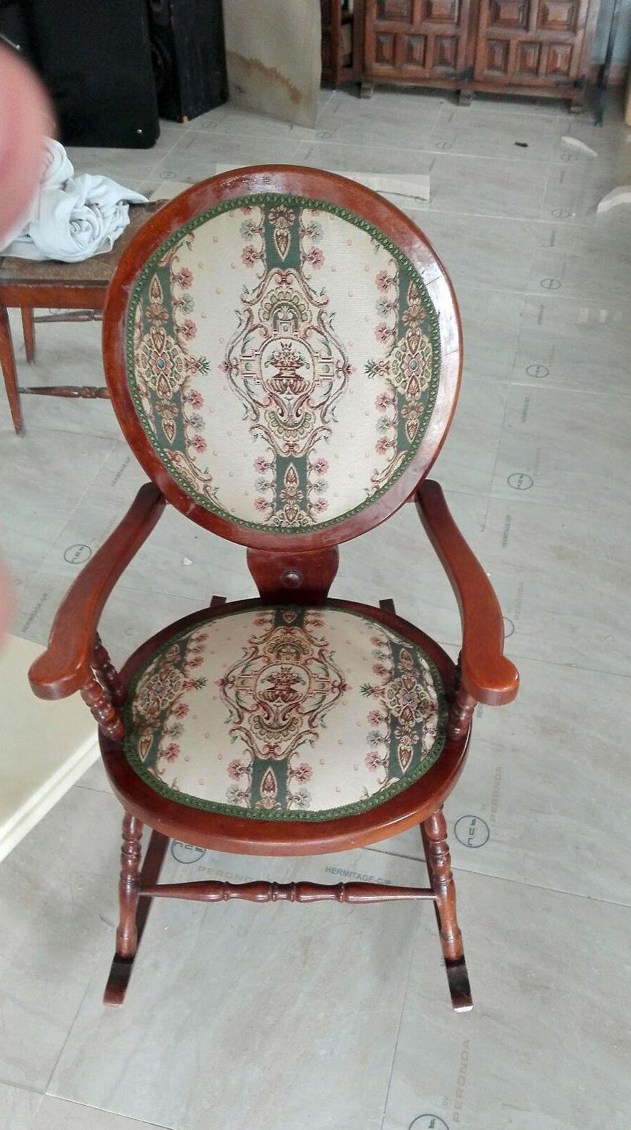 Tapizado de muebles antiguos en Alicante