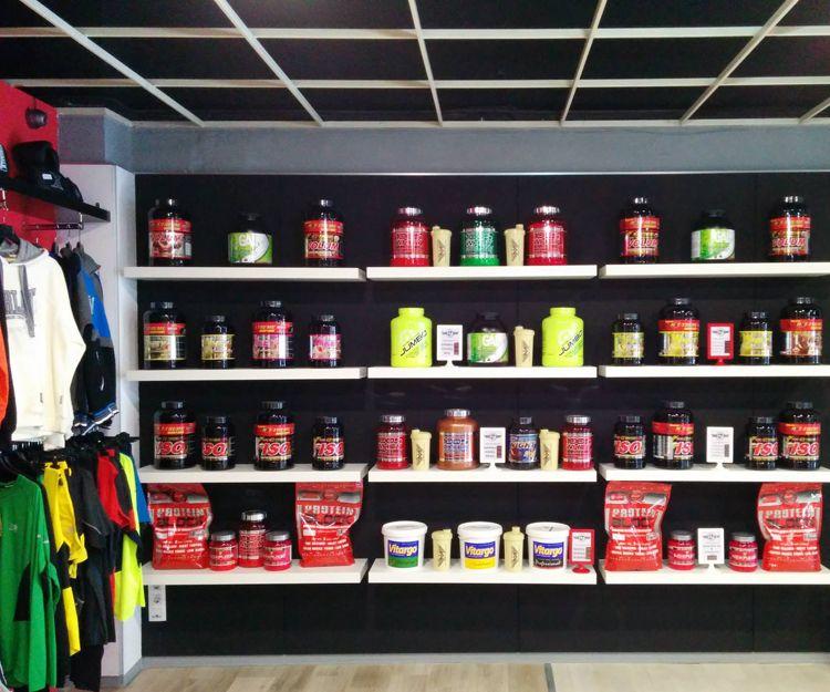 Tienda de suplementación y nutrición deportiva en Sevilla