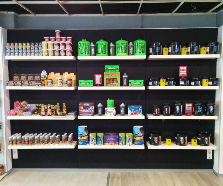 Tienda especializada en nutrición deportiva en Sevilla