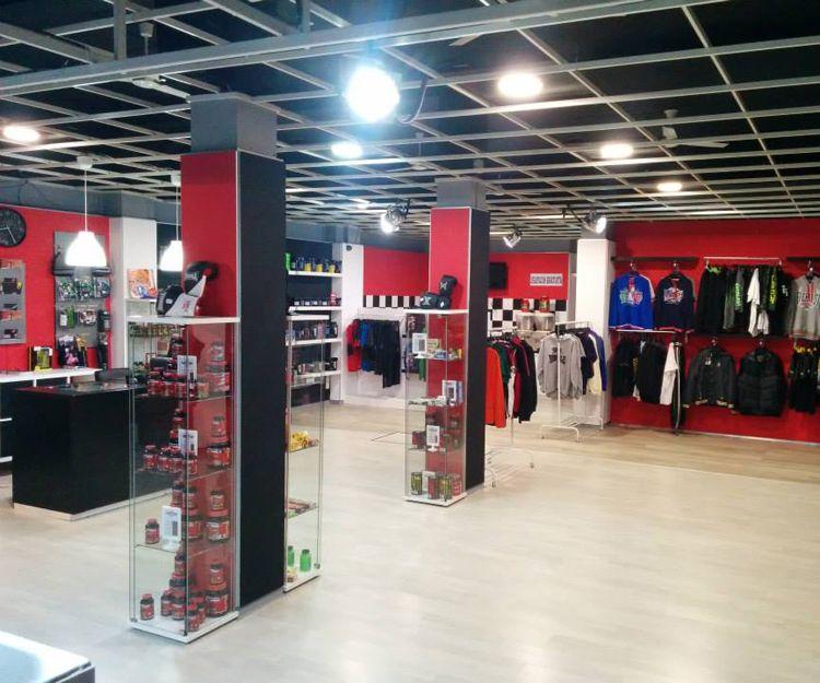 Tienda multimarca especializada en suplementación y nutrición deportiva en Sevilla